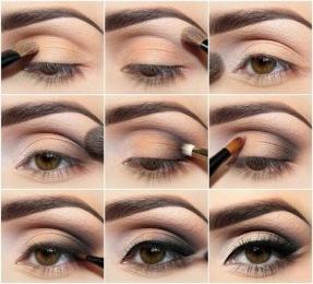 siyah-gölgeli-göz-makyajı